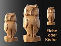 Holzfiguren, Onlineshop,Kunstwerke,Kraniche,Gartengarnituren,Fische,Eulen von Siegfried Kümmel